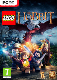 LEGO The Hobbit (PC) - Cover