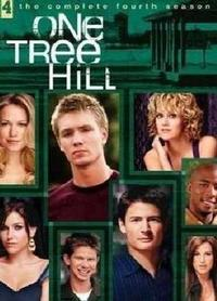 One Tree Hill - Season 4 (DVD) - Cover