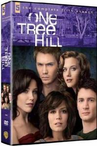 One Tree Hill - Season 5 (DVD) - Cover