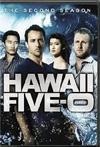 Hawaii Five-O - Season 2 (DVD) Cover