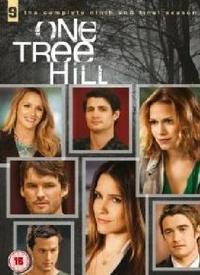 One Tree Hill - Season 9 (DVD) - Cover