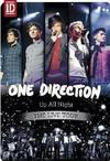 One Direction - Up All Night - the Live Tour (DVD) Cover