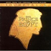 Prince of Egypt - Original Soundtrack (CD)