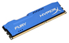 Kingston HyperX Fury Series Memory - 4GB DDR3-1600MHz - Blue