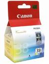 Canon CL-38 Colour Tri Cartridge - Standard