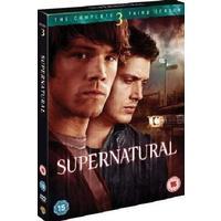 Supernatural - Season 3 (DVD)