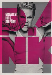 Pink - Greatest Hits...So Far!!! (DVD) - Cover