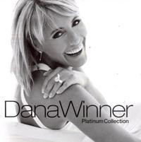Dana Winner - Platinum Collection (CD) - Cover
