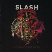Slash - Apocalyptic Love (CD) - Cover