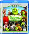 Shrek Forever After (3D Blu-ray) Cover
