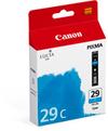 Canon PGI-29 - Cyan Single Ink Cartridges - Standard