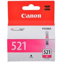 Canon CLI-521 - Magenta Single Ink Cartridges - Standard