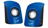 Genius S115 Speakers - Blue - Cover