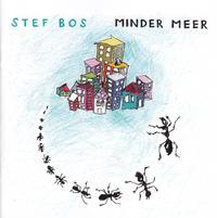 Stef Bos - Minder Meer (CD) - Cover