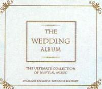 Various Artists - The Wedding Album (CD) - Cover