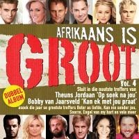 Various Artists - Afrikaans Is Groot Vol 4 (CD) - Cover