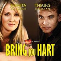 Juanita Du Plessis - Bring Jou Hart (CD) - Cover
