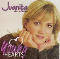 Juanita Du Plessis - Young Hearts (CD) - Cover