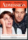 Admission (DVD) Cover