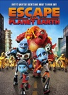Escape From Planet Earth (DVD) Cover