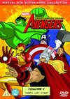Avengers - Vol 4: Thor's Last Stand (DVD) Cover