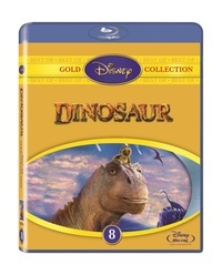 Dinosaur (Blu-ray) - Cover