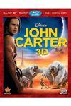 John Carter  (3D Blu-ray)