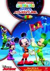 Mickey Mouse Club: Space Adventure (DVD)