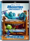 Monsters University (DVD) Cover