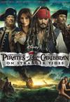 Pirates of the Caribbean: On Stranger Tides  (DVD)