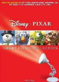 Pixar Short Films Collection Vol 1 (DVD) - Cover