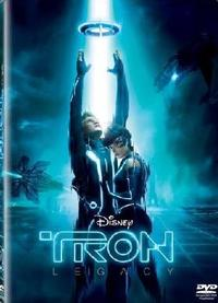 TRON: Legacy (DVD) - Cover