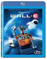 Wall-E (Blu-ray) - Cover