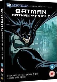 DC Universe - Batman: Gotham Knight (DVD) - Cover