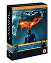 Batman Begins/The Dark Knight Boxset (DVD) Cover