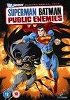 DC Universe - Superman / Batman: Public Enemies (DVD) Cover