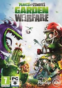 Plants vs. Zombies: Garden Warfare (PC) - Cover