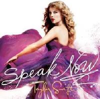 Taylor Swift - Speak Now (CD) - Cover