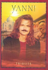 Yanni - Tribute (DVD) - Cover