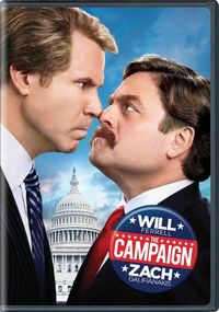 The Campaign (DVD) - Cover