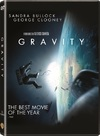 Gravity (DVD) Cover