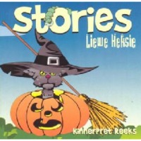Verna Vels - Liewe Heksie Stories: Kinnerpret Reeks (CD) - Cover