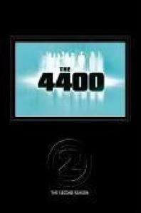 The 4400 - Season 2 (DVD) - Cover