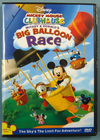 Mickey Mouse Club: Mickey and Donald's Big Balloon Race (DVD)