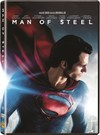 Man Of Steel (DVD) Cover