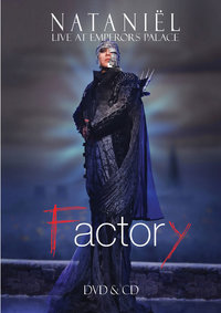 Nataniel - Factory (DVD) - Cover