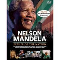 "Nelson Mandela ""Father of the Nation"" (DVD + Book)"