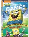 Spongebob Squarepants: Deep Sea Games (DVD) Cover