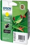 Epson Ink T0544 Yellow Frog Stylus Photo R800 / 1800