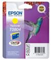 Epson Ink T0804 Yellow Hummingbird Stylus